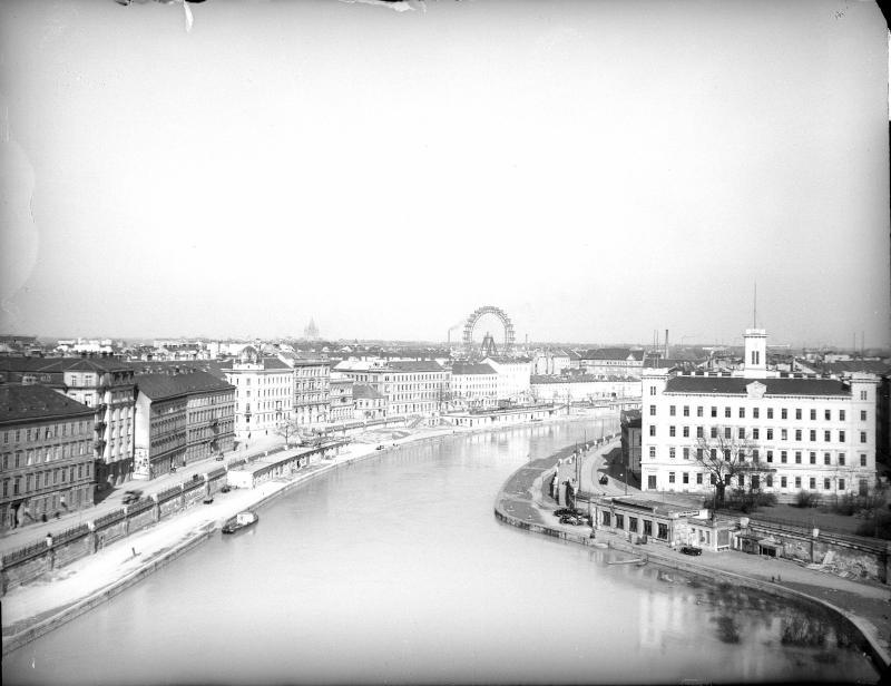 Wien 1, Donaukanal