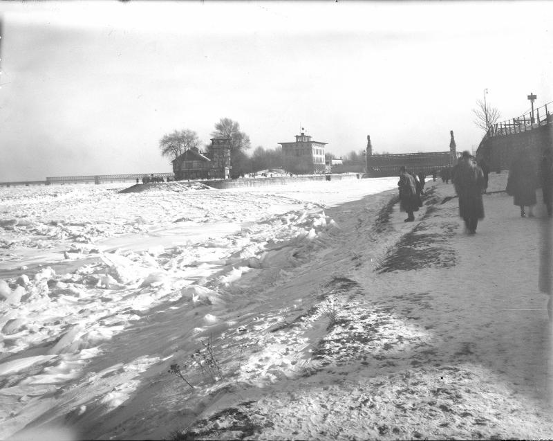 Eisstoß 1929