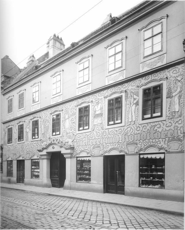 Wien 8, Strozzigasse 40