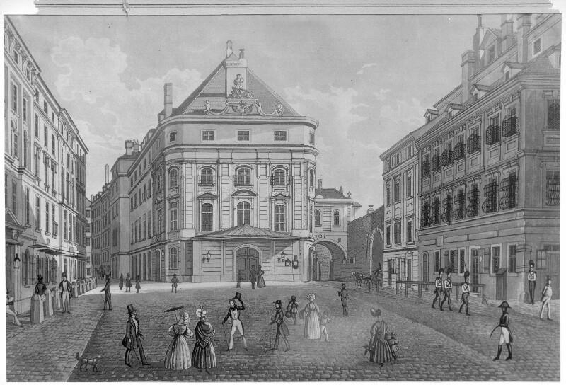 Wien 1, Kärntnertortheater