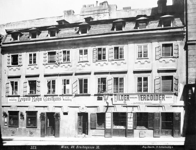 Wien 7, Breitegasse 16