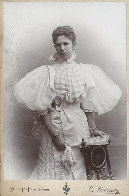 Marie Valerie, Erzherzogin von Österreich