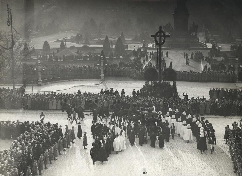 Begräbnis von Kaiser Franz Joseph