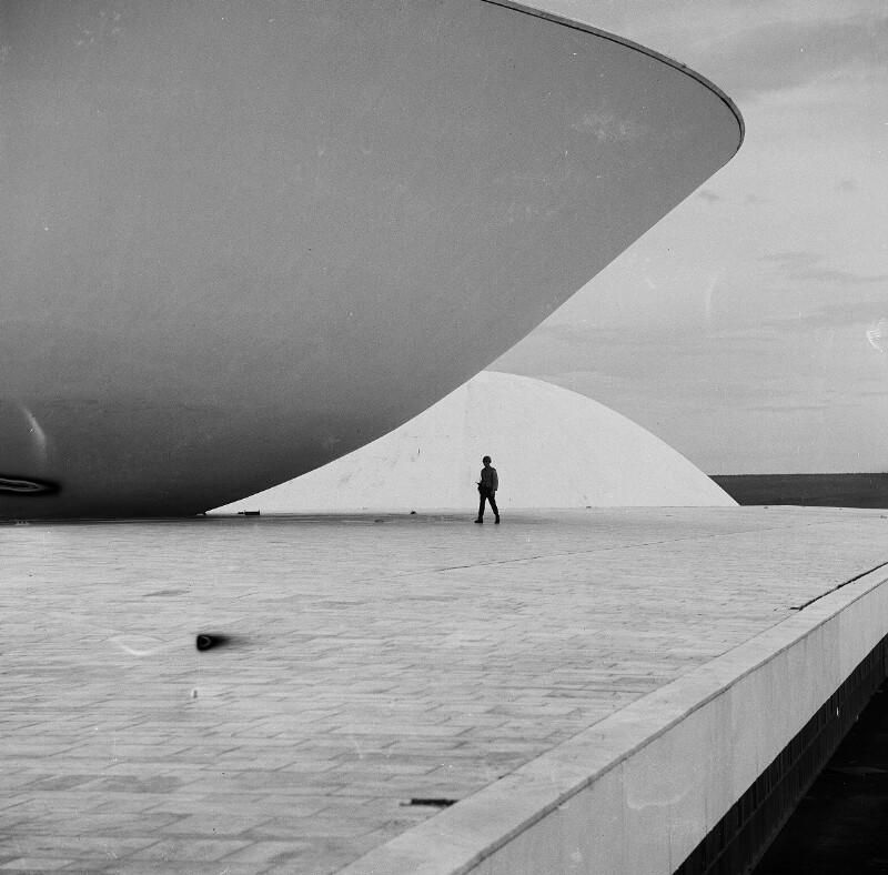 """Am Platz der """"Drei Gewalten"""" in Brasília"""