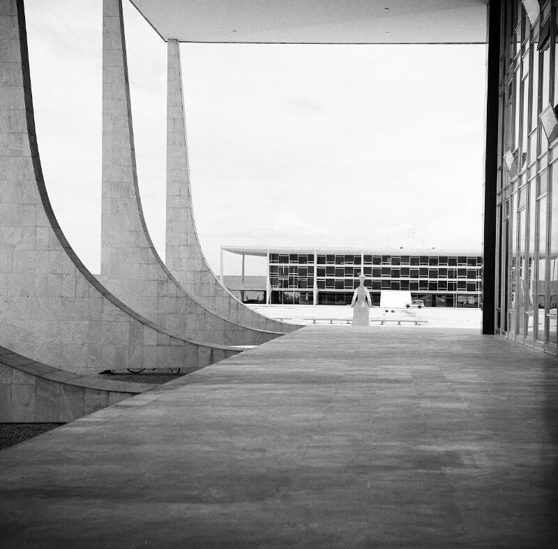 Amtsitz des Präsidenten in Brasília