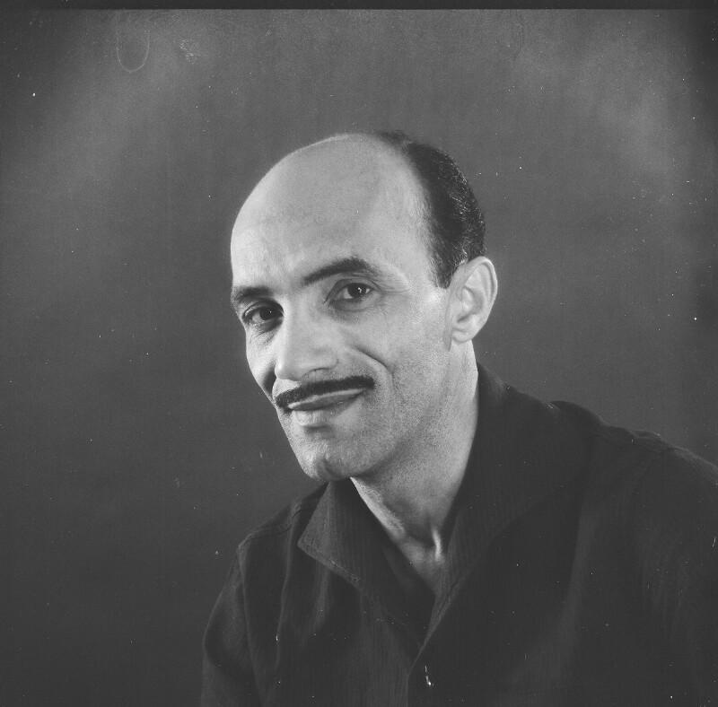 Zauberkünstler Francisco de Souza