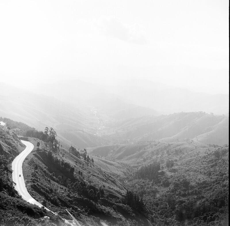 Berglandschaft bei Campos de Jordão