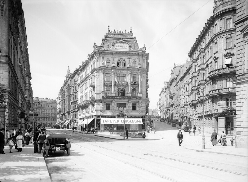 Wien 6, Gumpendorferstraße 4ff