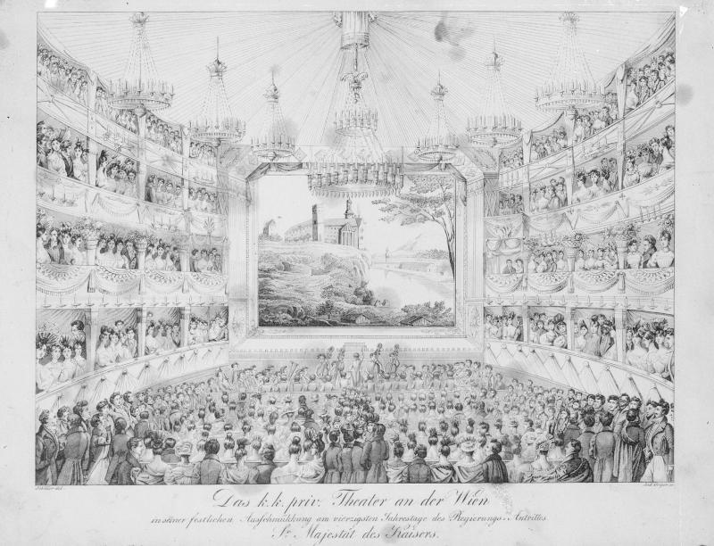 Wien 6, Theater an der Wien