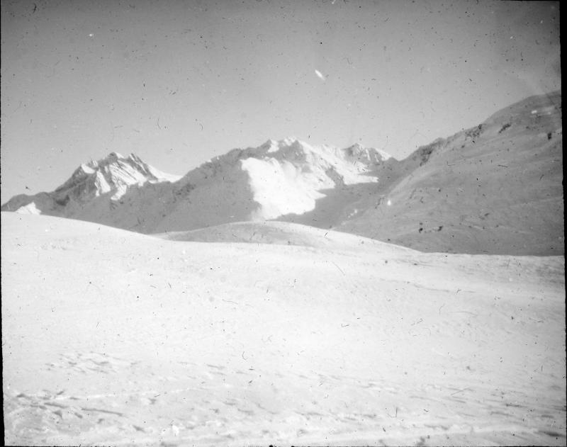Arlberggebiet.