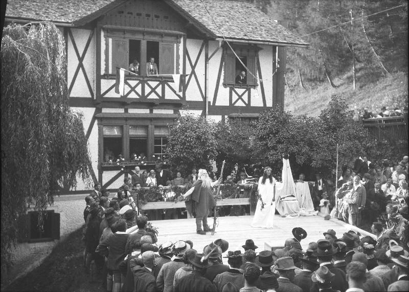 Glocknerhaus.