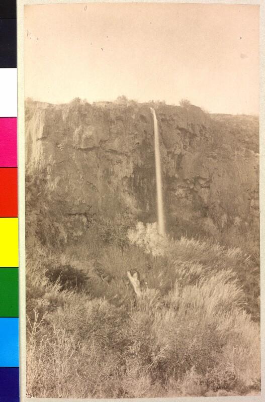 Wasserfall bei Papadulia