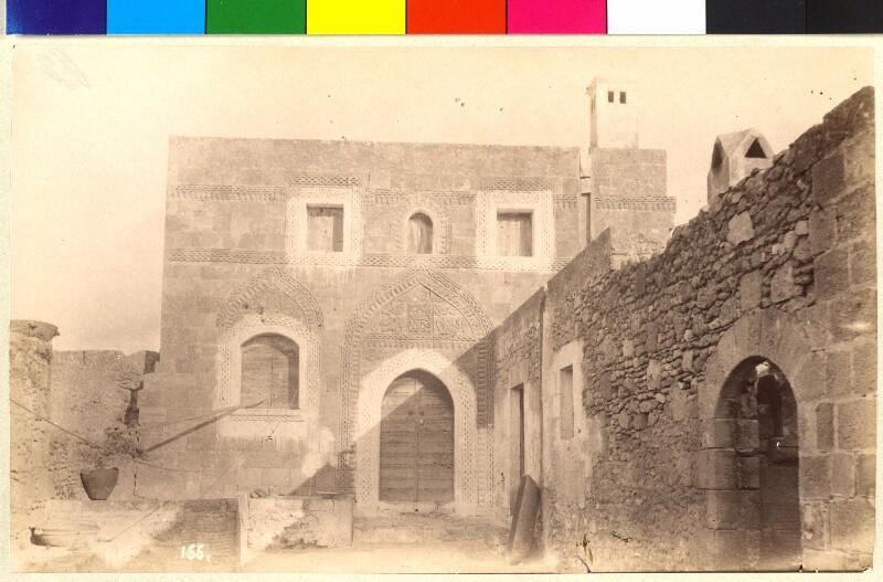 Altes Haus in Lindos