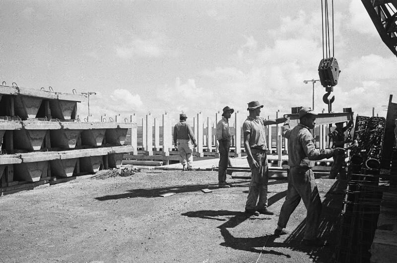 Bauarbeiten in Brasília