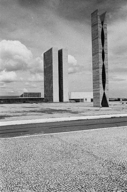 Architektur in Brasília