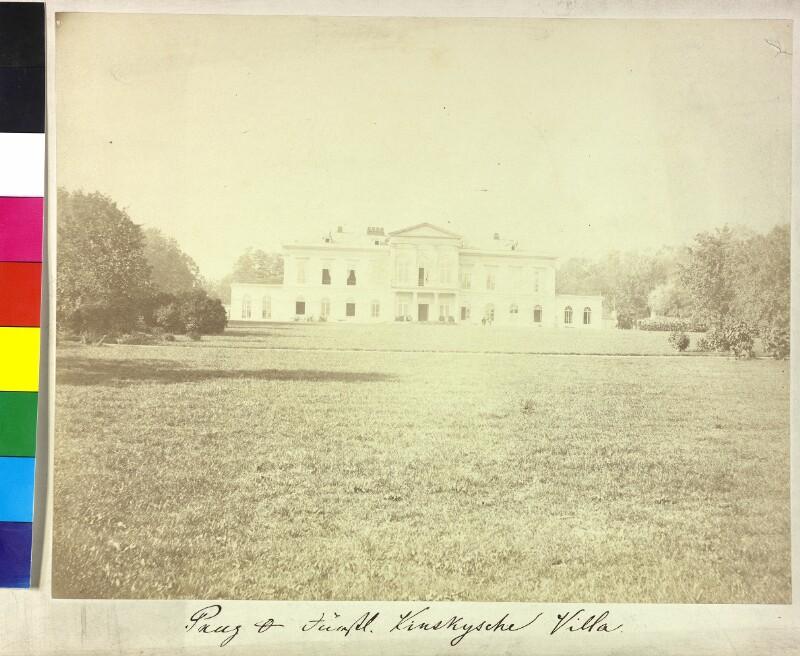 Kinsky Villa in Prag
