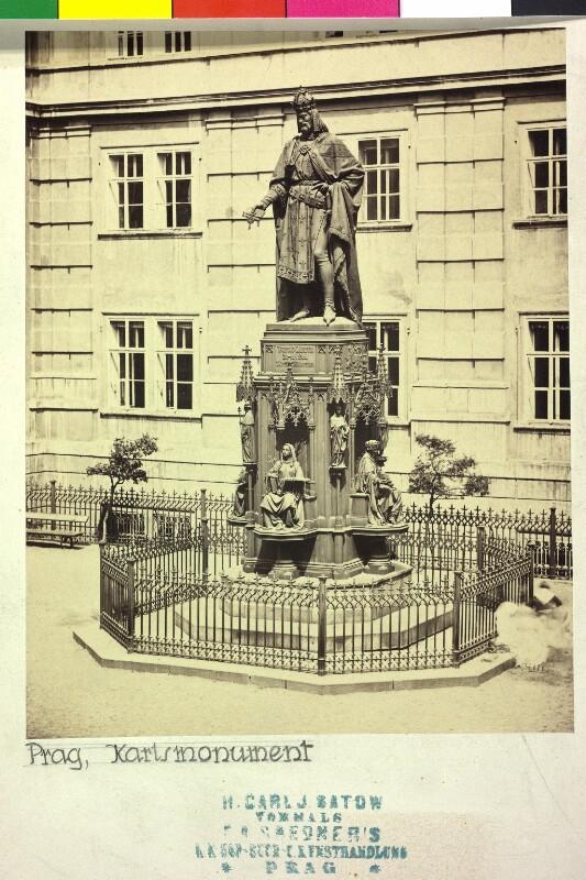 Karlsdenkmal in Prag