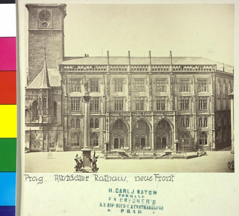 Altstädter Rathaus in Prag