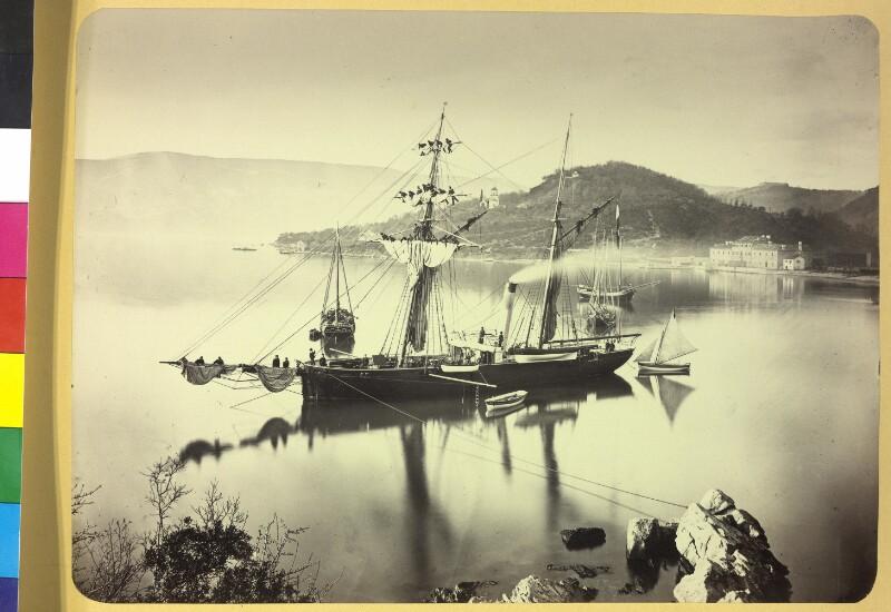 Seiner Majestäts Kanonenboot 'Sansego'
