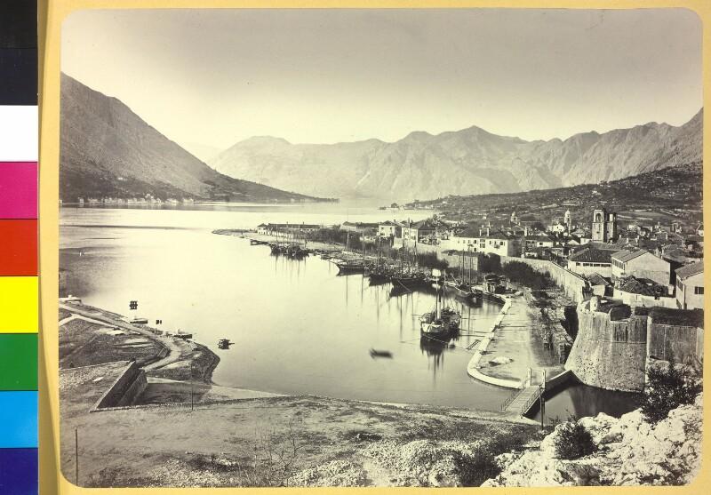 Hafen von Kotor