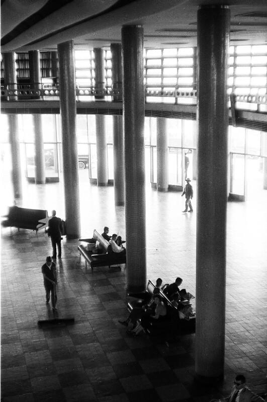 Flughafen Congonhas  in São Paulo