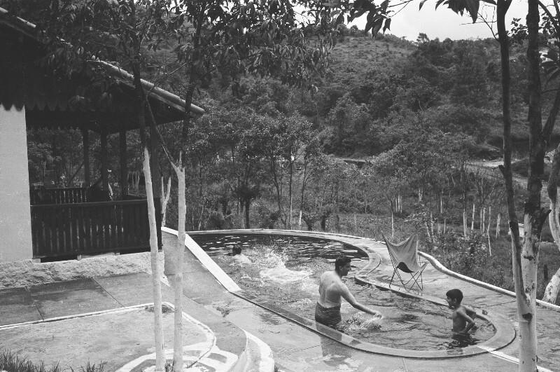 Chalet mit Schwimmbecken