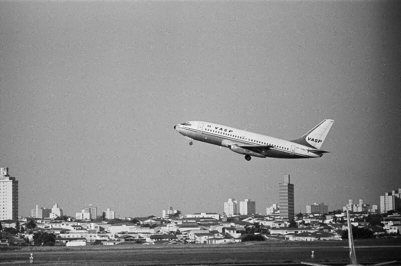 Der Flughafen Congonhas