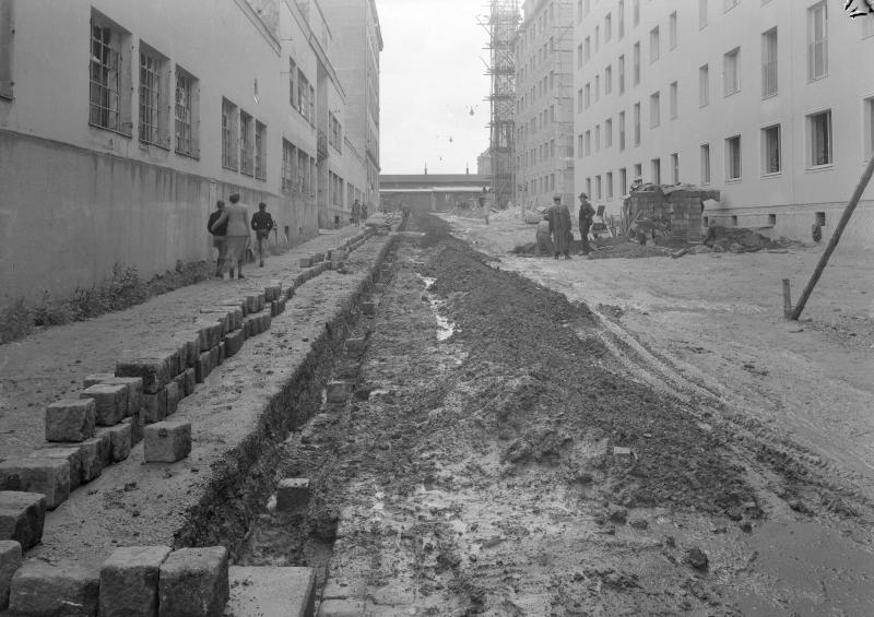 Wien 10, Alxingergasse bei 94f