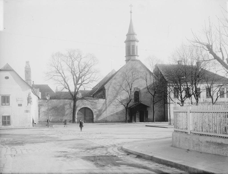 Wien 19, Jakobskirche