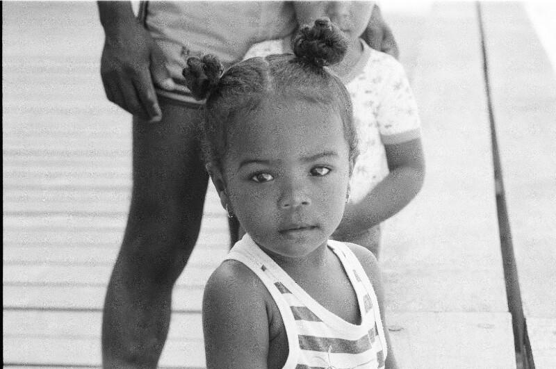 Brasilianisches Kind