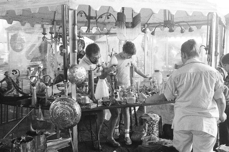 Antiquitäten-Handel