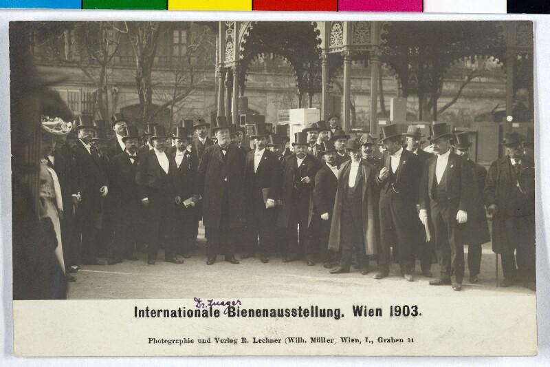 Internationale Bienenausstellung, Wien 1903