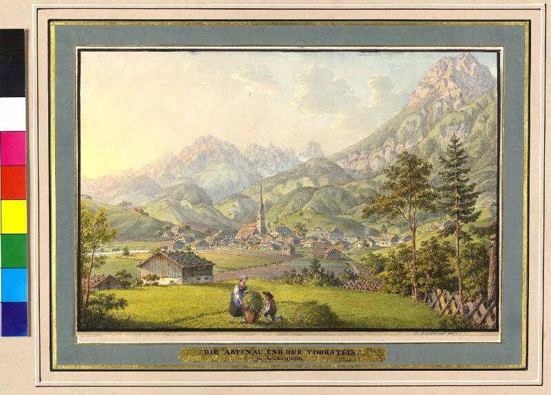 Abtenau und der Thorstein