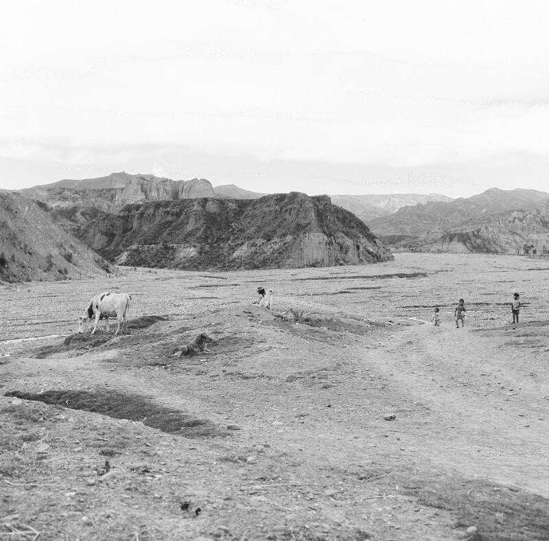 Bolivianische Landschat
