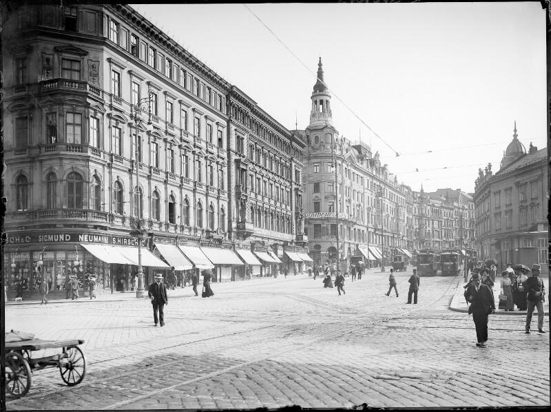 Wien 6, Mariahilferstraße 1ff