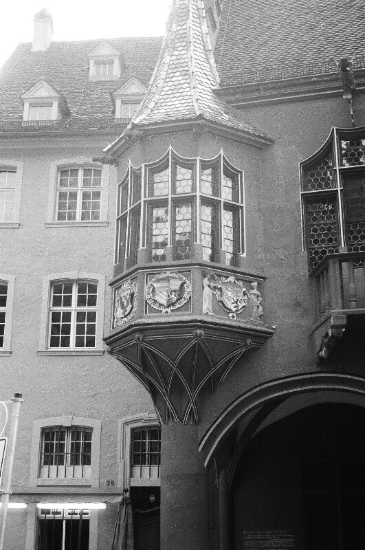 Alte Fassade