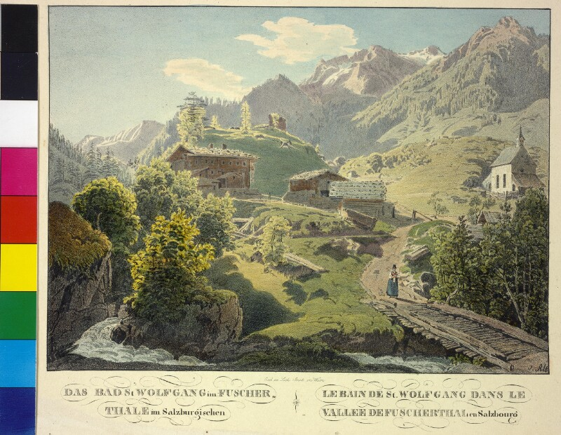 Bad St. Wolfgang im Fuscher Tal
