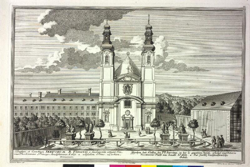 Wien 9, Servitenkirche