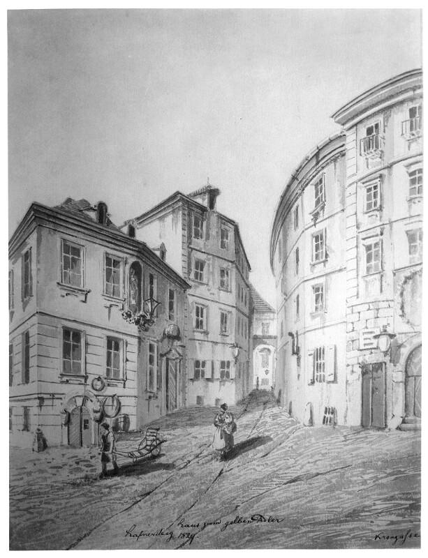 Wien 1, Hafnersteig 16