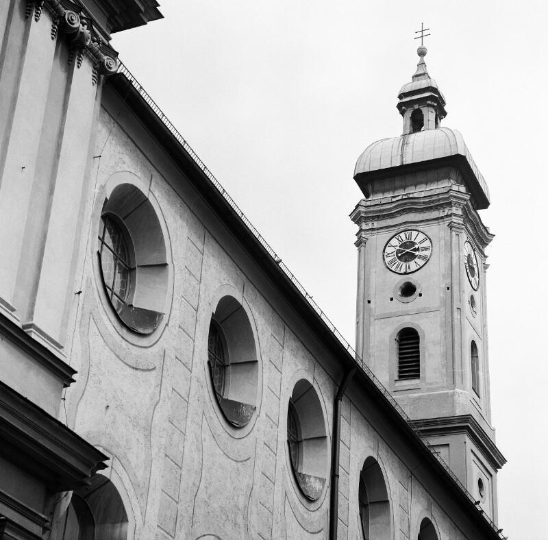 Die Heiliggeist-Kirche