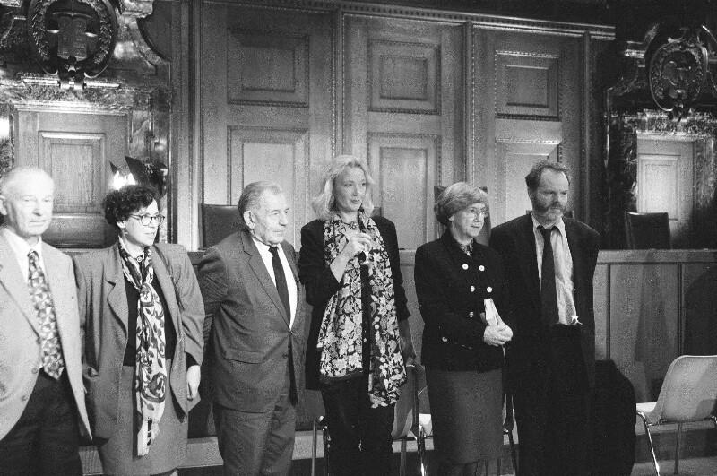 Arte-TV-Themenabend &quot;Der N&#252;rnberger Prozess&quot;,<br/>ausgestrahlt am 23.11.1995