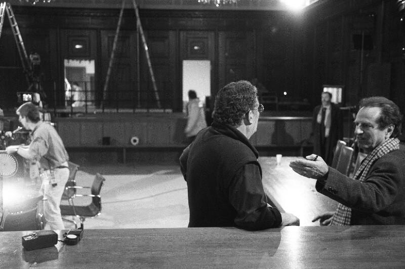 """Arte-TV-Themenabend """"Der Nürnberger Prozess"""",<br/>ausgestrahlt am 23.11.1995"""