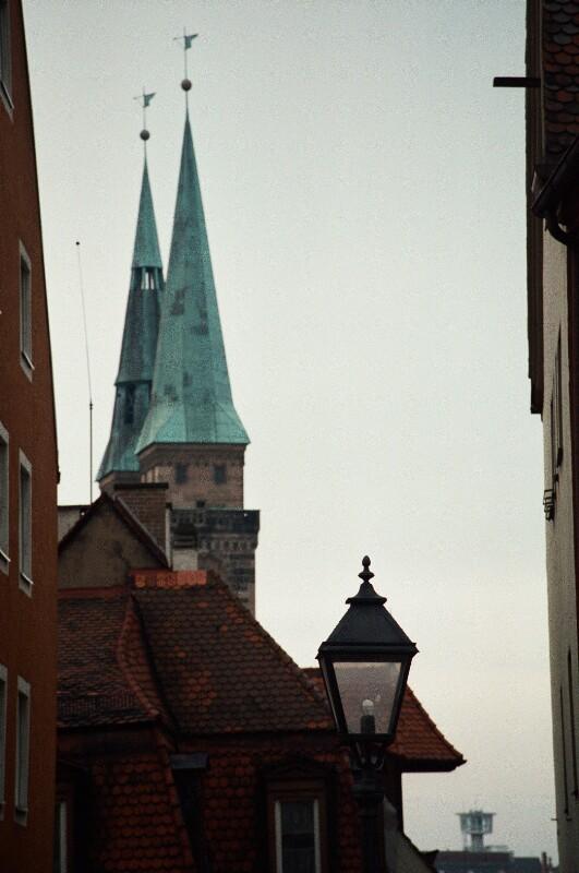 St.Sebald Kirche