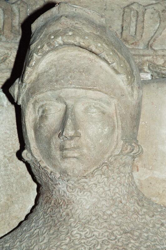 Ritter Friedrich von Heideck, +1423