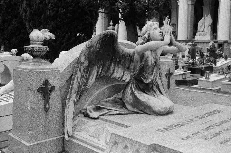 Friedhof Staglieno