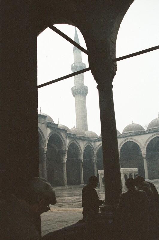 Die Süleyman-Moschee