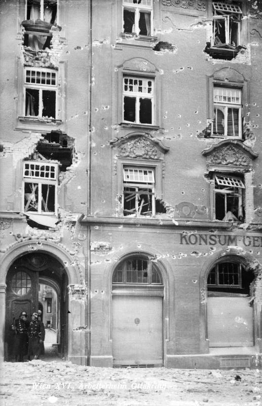 Wien 16, Arbeiterheim Ottakring
