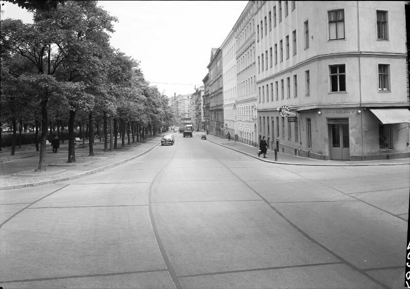 Wien 7, Lerchenfeldergürtel 20ff