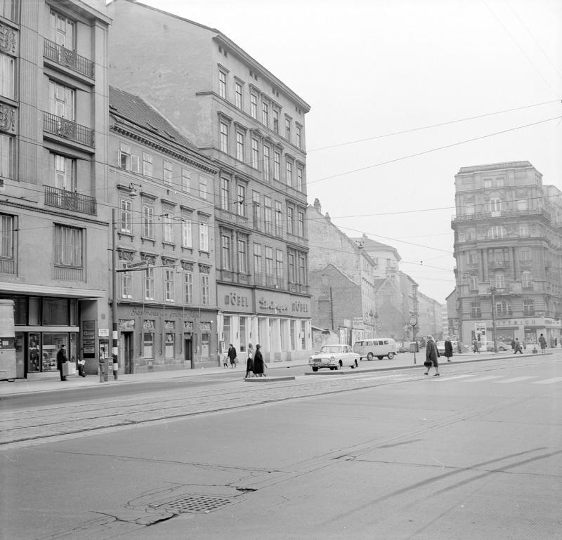 Wien 2, Praterstraße 25ff