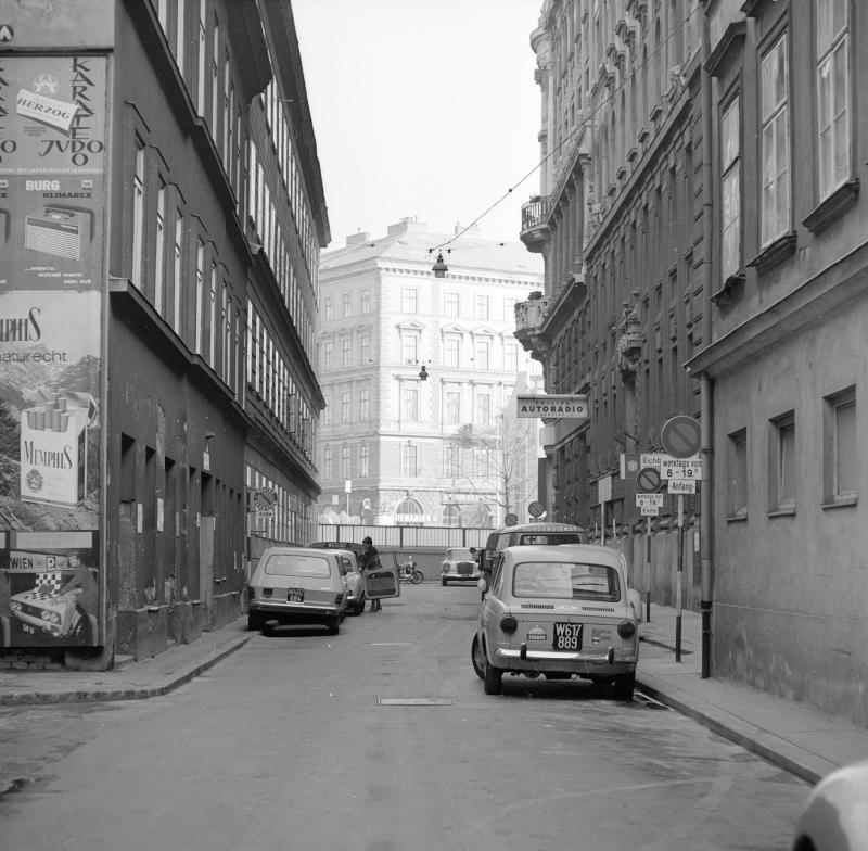 Wien 6, Papagenogasse